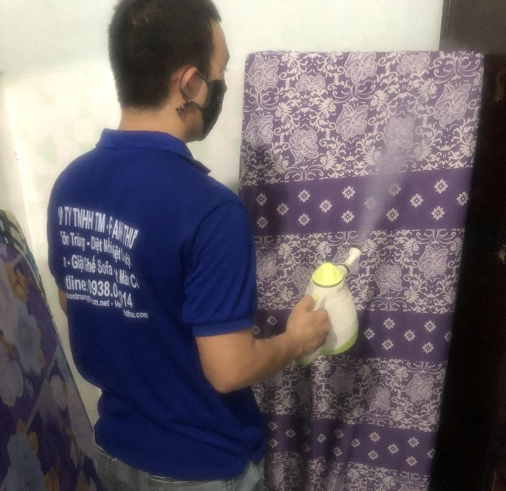 Dịch vụ giặt nệm ở Củ Chi