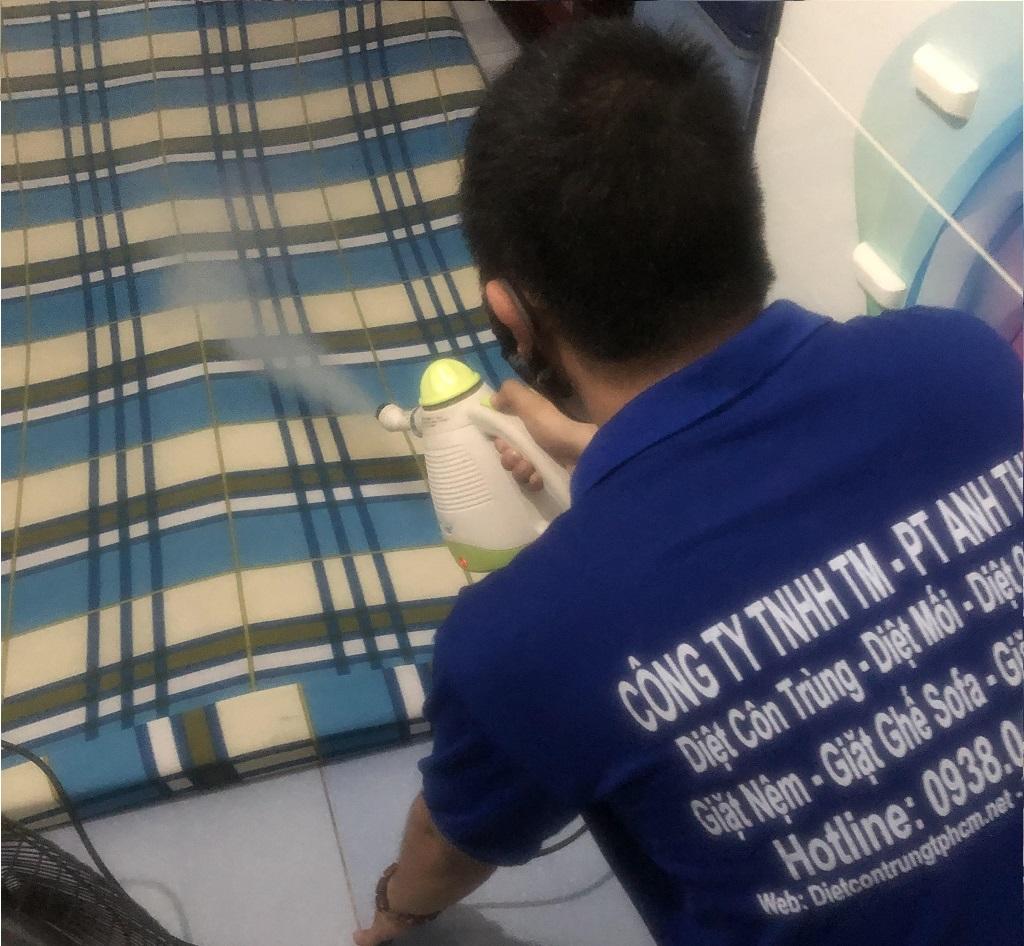 Dịch vụ giặt nệm Quận Phú Nhuận