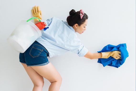 Mẹo khử mùi sơn trước khi vào nhà mới – Sạch thơm an toàn