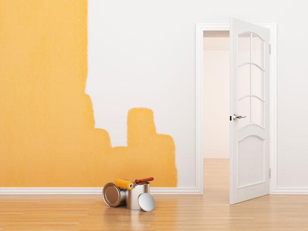 Mẹo khử mùi sơn tường trước khi vào nhà mới sạch thơm an toàn - Vệ sinh Anh Thư