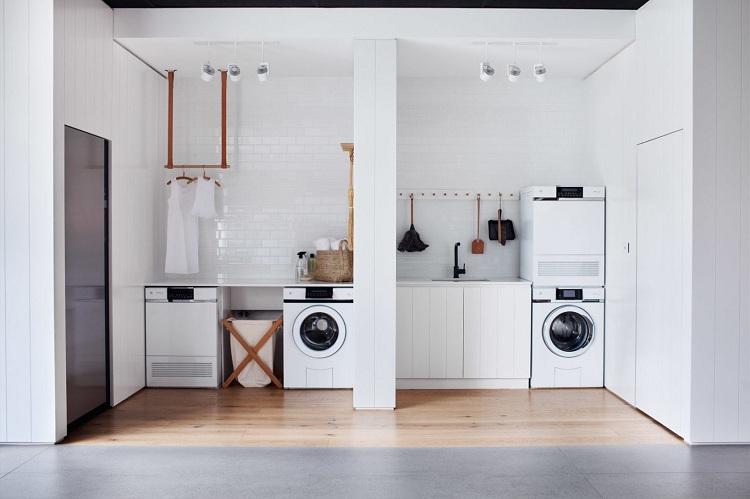 Vệ sinh máy giặt tại nhà - Vệ sinh Anh Thư