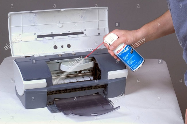 cách bảo dưỡng máy in