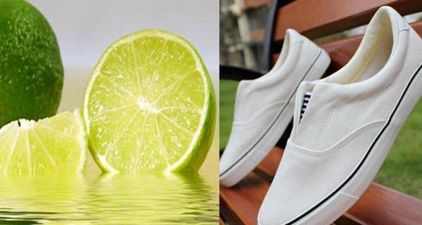 cách làm sạch giày như mới