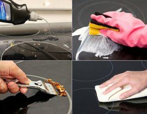 Cách vệ sinh bếp từ đơn giản mà hiệu quả nhất