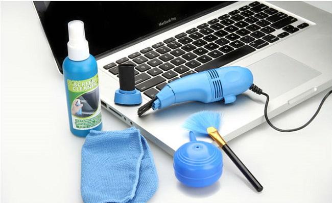 cách vệ sinh laptop đúng cách tại nhà