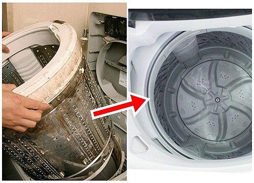 vệ sinh máy giặt uy tín