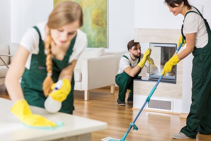 Dịch vụ tổng vệ sinh nhà ở chất lượng uy tín giá rẻ tại TPHCM - Công ty vệ sinh Anh Thư