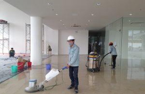 Dịch vụ vệ sinh công nghiệp uy tín ở TPHCM