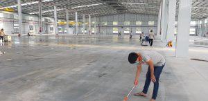 Biểu mẫu quy trình vệ sinh nhà xưởng chi tiết nhất