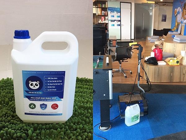Hóa chất vệ sinh công nghiệp Ecolophy