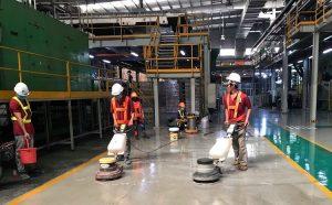 Dịch vụ vệ sinh công nghiệp Quận 1 – TPHCM
