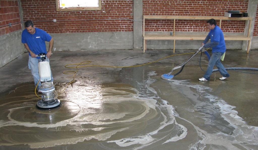 Dịch vụ vệ sinh công nghiệp Quận 4