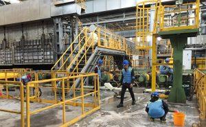 Dịch vụ vệ sinh công nghiệp Quận 3 – TPHCM