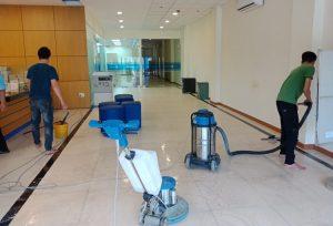 Dịch vụ vệ sinh công nghiệp Quận 4 – TPHCM