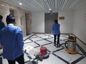 Dịch vụ vệ sinh công nghiệp Quận 5 – TPHCM